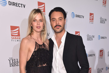 Jack Huston Shannan Click Saban Films' And DirecTV's Special Screening Of 'Yellow Birds' - Red Carpet