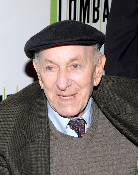 "Jack Klugman Jack Klugman attends the opening night of ""Lombardi"" on Broadway at the Circle in the Square Theatre on October 21, 2010 in New York City."