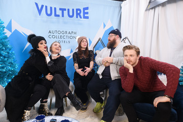 Jack Lowden The Vulture Spot At Sundance - DAY 3
