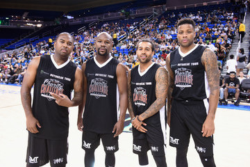 Jack McClinton Monster Energy Outbreak Presents $50K Charity Challenge Celebrity Basketball Game