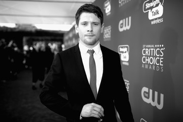 Jack O'Connell The 23rd Annual Critics' Choice Awards - Red Carpet