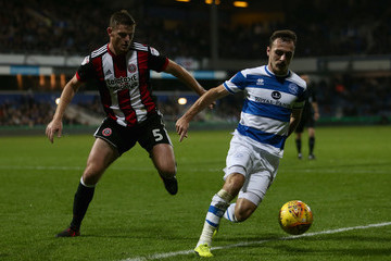 Jack O'Connell Queens Park Rangers v Sheffield United - Sky Bet Championship