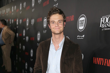 Jack Quaid Vanity Fair And FIAT Young Hollywood Celebration - Red Carpet