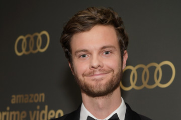 Jack Quaid Amazon Prime Video's Golden Globe Awards After Party - Red Carpet