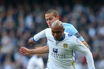 Jack Rodwell Manchester City v Leeds United - FA Cup Fifth Round