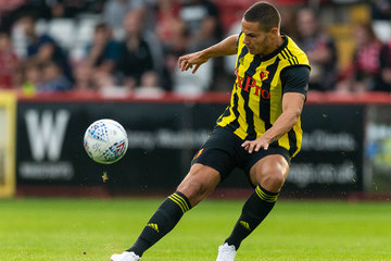 Jack Rodwell Stevenage vs. Watford - Pre-Season Friendly