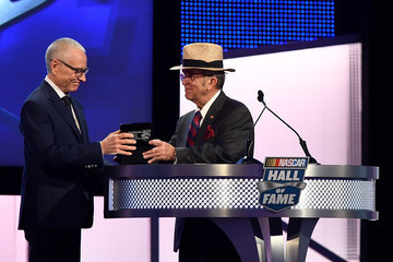Jack Roush NASCAR Hall of Fame Class of 2017 Induction Ceremony