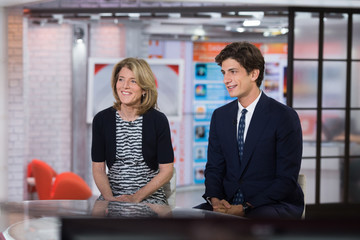 "Jack Schlossberg NBC's ""Today"" Season 66"