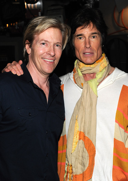 ... in this photo jack wagner ron moss actors jack wagner and ron