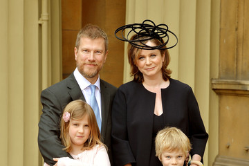 Jack Waters Investiture at Buckingham Palace