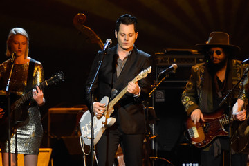 Jack White The 2015 MusiCares Person Of The Year Gala Honoring Bob Dylan - Show