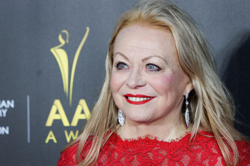Jacki Weaver Arrivals at the 3rd Annual AACTA Awards