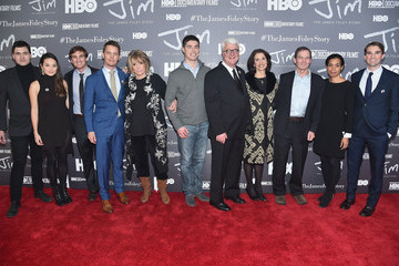 Jackie Glover NYC Screening of HBO Documentary Film 'Jim: The James Foley Story'