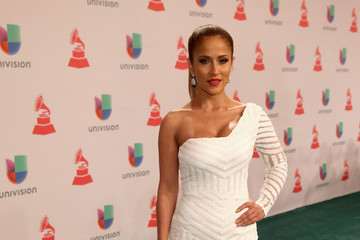 Jackie Guerrido Heineken, The Official Beer Sponsor Of The Latin GRAMMY Awards, Celebrates The Biggest Night In Latin Music At The 15th Annual Latin GRAMMY Awards - Green Carpet
