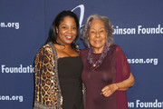Sonya Pankey and Rachel Robinson attend the Jackie Robinson Foundation 2018 Annual Awards Dinner at the Marriott Marquis Times Square on March 5, 2018 in New York City.