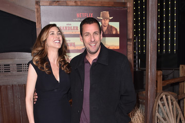 Jackie Sandler Premiere of Netflix's 'The Ridiculous 6' - Arrivals