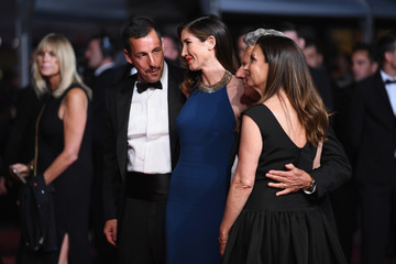 Jackie Sandler 'The Meyerowitz Stories' Departures - The 70th Annual Cannes Film Festival