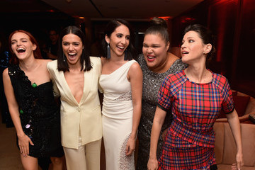 Jackie Tohn Britney Young Entertainment Weekly And L'Oreal Paris Hosts The 2018 Pre-Emmy Party - Inside