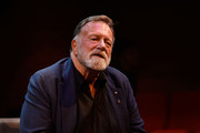 Jack Thompson speaks during the media conference at the launch of the Jackman Furness Foundation for the Performing Arts (JFFPA) at the Western Australian Academy of Performing Arts on May 17, 2014 in Perth, Australia.