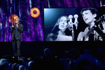 Jackson Browne 32nd Annual Rock & Roll Hall Of Fame Induction Ceremony - Show
