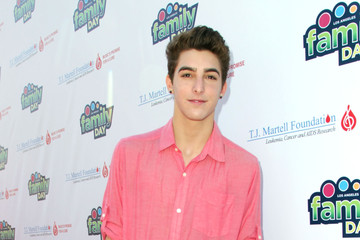 Jackson Guthy The T.J. Martell Foundation's Family Day LA