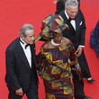 Jacky Ickx 'Invisible Demons' Red Carpet - The 74th Annual Cannes Film Festival