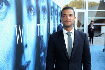 Jacob Anderson Premiere of HBO's 'Game of Thrones' Season 7 - Red Carpet