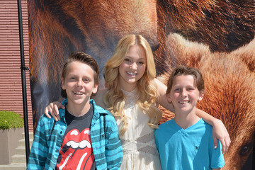 "Jacob Bertrand Disneynature ""Bears"" Special Screening At The Walt Disney Studios Main Theatre"