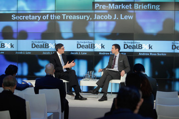 Jacob J. Lew The New York Times DealBook Conference