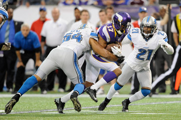 Jacob Lacey Detroit Lions v Minnesota Vikings
