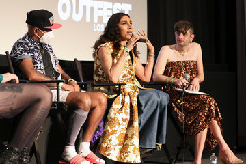Jacob Tobia D'Lo Outfest Los Angeles LGBTQ Film Festival's 5th Annual Trans And Nonbinary Summit