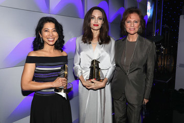 Jacqueline Bisset 21st Annual Hollywood Film Awards - Backstage and Audience