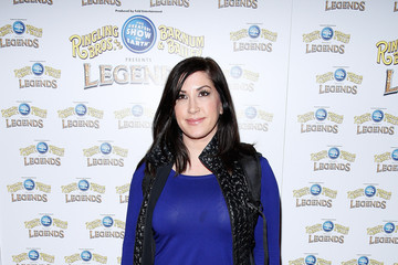 Jacqueline Laurita Arrivals at the 'Legends' Show