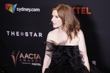 Jacqueline McKenzie 2020 AACTA Awards Presented by Foxtel   Television Ceremony - Arrivals