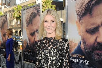 Jacqueline McKenzie Premiere Of Warner Bros. Pictures' 'The Water Diviner' - Red Carpet