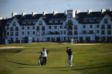 Jacques Kallis Alfred Dunhill Links Championship - Day One