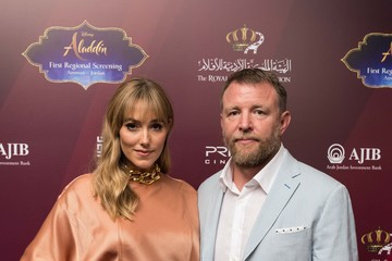 "Jacqui Ainsley Stars Of Disney's Live-action ""Aladdin"" Return To Jordan As Part Of The Film's Magic Carpet World Tour - VIP Screening"