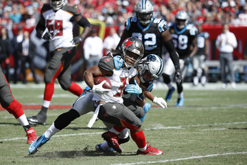 Jacquizz Rodgers Carolina Panthers vTampa Bay Buccaneers