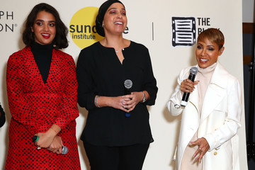 Jada Pinkett Smith Jana Babatunde-Bey Autograph Collection Hotels And the Sundance Institute Host The 3nd Annual Power Women's Cocktail