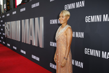 Jada Pinkett Smith The Premiere Of Gemini Man Presented By Paramount Pictures, Skydance, And Jerry Bruckheimer Films