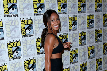 "Jada Pinkett Smith ""Gotham"" Press Line - Comic-Con International 2014"