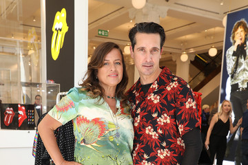 Jade Jagger The Rolling Stones At The Corner Shop - Photocall