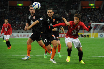 Jade North Urawa Red Diamonds v Brisbane Roar