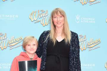 Jade Parfitt The Gala Performance Of Wind In The Willows - Red Carpet Arrivals