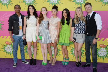 Jade Ramsey Nickelodeon's 26th Annual Kids' Choice Awards - Arrivals