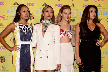 Jade Thirlwall Stars Attend the Teen Choice Awards 2015