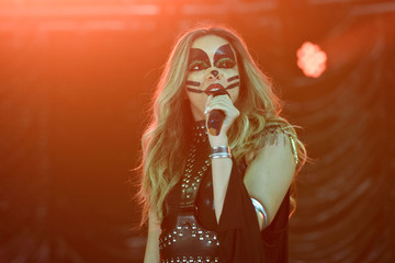 Jade Thirlwall KISS FM Haunted House Party - Show