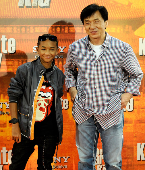 SuperChan's Jackie Chan Blog: The Karate Kid Hits Spain