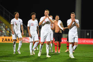 Jadon Sancho Croatia vs. England - UEFA Nations League A