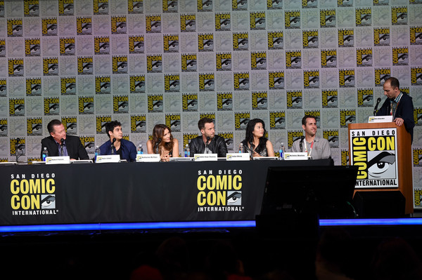 "Comic-Con International 2015 - 'Extant,' ""Limitless,' 'Scorpion,' 'Under The Dome' and 'Zoo'"